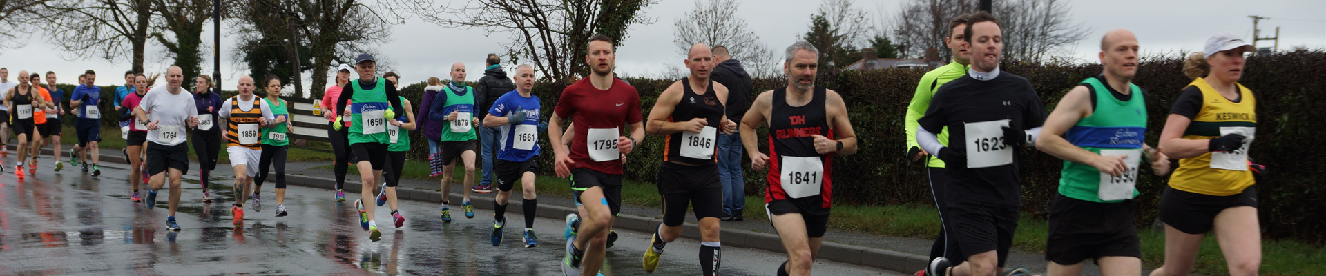 Carlisle Resolution 5k & 10k 2018