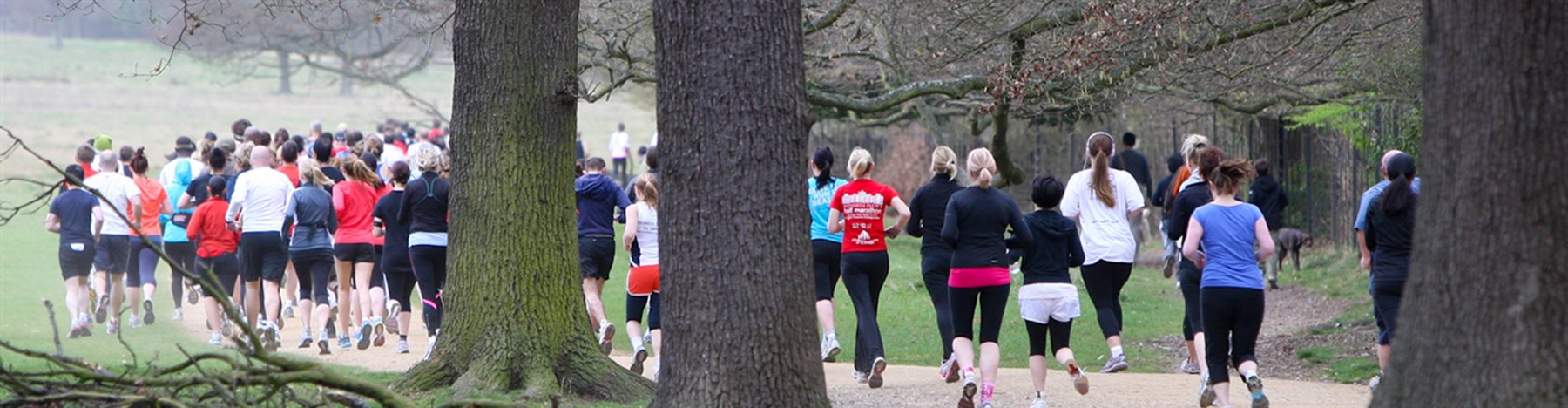 Run Richmond Park 5k & 10k Dec-8 2018