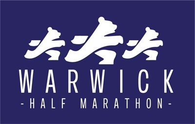 Warwick Half Marathon logo