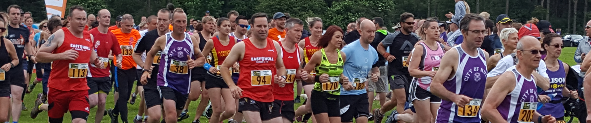 Dalby Conquer the Forest Half Marathon & 10k 2020