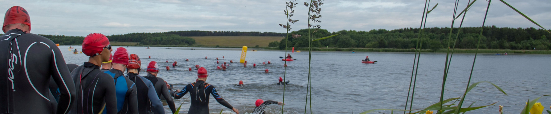 Warmseal Northumberland Triathlon 2021