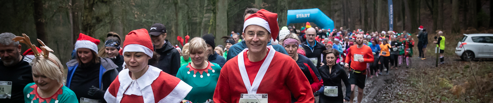 Derwent Reservoir Christmas Trail Runs 2020