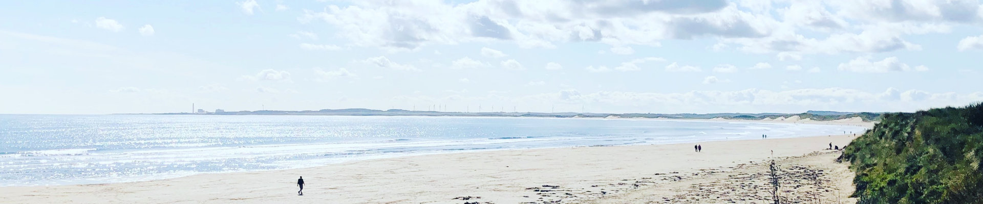 Druridge Bay Beach-Trail Events 2021